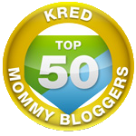 Kred Top 50 Mommy Bloggers
